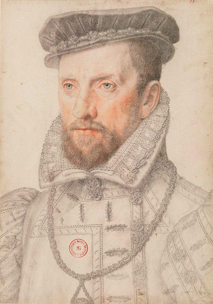 Portrait of Gaspard de Coligny